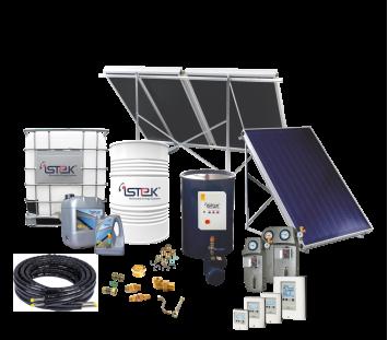 Solar Kontrol Panelleri, Aksesuar ve Ekipmanlar